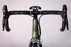 Geekhouse Mudville Cyclocross Frame/Enve Fork