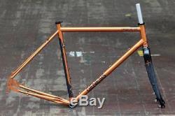 Genesis Croix De Fer 2015 725 Reynolds Frame & Carbon Fork Medium 56cm