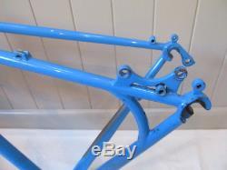 Genesis Croix De Fer Steel Frame & Forks