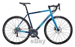 Genesis Equilibrium Disc 10 Road Bike, Disc Brake Steel Frame / Carbon Fork