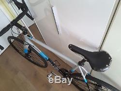 Genesis Equilibrium Disk 10 Road touring Bike disk brakes carbon forks Brooks