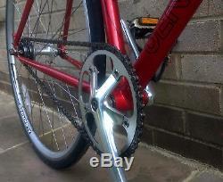 Genesis Flyer Carbon-fork road bike (52cm)