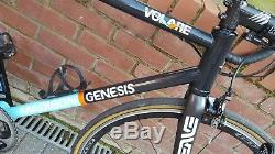 Genesis volare 953 steel, enve fork, dura ace di2