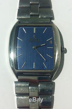 Genuine Vintage Bulova Accutron Analog Tuning Fork Quartz Watch U. S. A