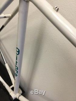 Gitane Frame And Fork 56 CM Reynolds Tubing. French Threading