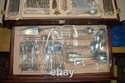 Golden House 72 piece Cutlery Set/ Gold Satin finish Stainless Cutlery Set