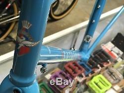 Goodship Frame Custom Butted ENVE Fork Handlebar Stem FSA Headset Road Bike Kit