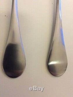 Hackman Finland Mango Nanny Still Rare Stainless Steel 18/8 Fork Spoon Salad