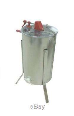 Honey Processing Kit -Stainless steel Extractor, strainer, buckets, uncapping fork