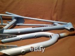 Hutch Trickstyler 1988 Frame Rare Akisu Fork Freestyle Bmx 20 Oldschool