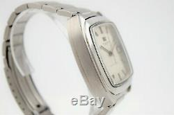 IWC Electronic Vintage Watch Beta 21 Ref. 3203 Tuning Fork Working (SO33)