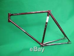 KIyo Miyazawa NJS Keirin Pista Frame Track Bike NO FORK Fixed Gear 52.5cm