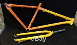 Kona Unit frame & P2 fork Medium 29er