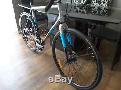 L@@K Genesis Equilibrium Disk 10 2018 Road Bike disk brakes carbon forks bargain