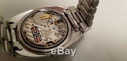 Longines Ultronic Vintage Cal 6312 Tuning Fork Mens Stainless Orig. Band