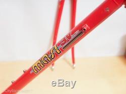 MASI 3V Volumetrica Italian Steel road bike frame & fork 55cm
