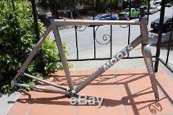 MOOTS Psychlo X RSL TItanium 56cm Road Bike Frame and Fork