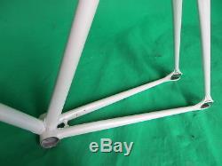 Makino NJS Keirin Pista Frame Track Bike NO FORK Fixed Gear 53.5cm