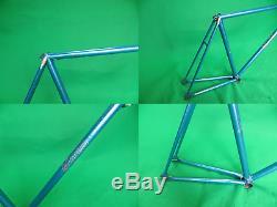Makino NJS Keirin Pista Frame Track Bike NO FORK Fixed Gear 53cm