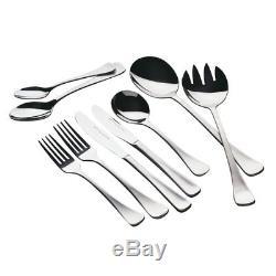 Maxwell & William Cosmopolitan 58pc Cutlery Set Stainless Steel Knife Fork Spoon