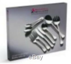 Maxwell & Williams-cosmopolitan Cutlery Set 58 Pce 18/10 S/s Cu7479958 Mint