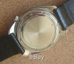 Mint Vintage Bulova Accutron Cal. 2182 Tuning Fork, Up/Down Day/Date