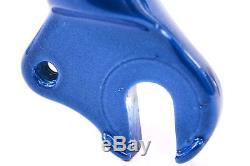 NEW Jamis Quest 51cm Reynolds 631 Steel Road Frameset Frame Fork Stem Blue