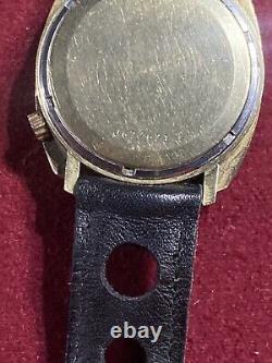 Nice 14k Bulova Accutron Watch Cal. 2182, Tuning Fork Running Well