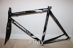 Nice Pinarello Marvel 54x54 Bike Frame Aluminium Carbon Voila Fork