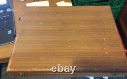 Noritake Bamboo Cutlery Canteen set 97 pieces boxed