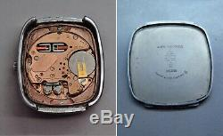 OMEGA DE VILLE CHRONOMETER ELECTRONIC f300hz, ref 198.0019, Tuning fork, 1972
