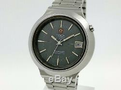 OMEGA Seamaster Chronometer The Cone F300 Tuning Fork 198.012 Working (2758T)