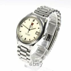 OMEGA Seamaster Electric f300Hz Chronometer tuning fork Men's Watch 628476