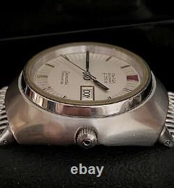 OMEGA Seamaster Rare Lobster Deep Sea f300 hz Tuning Fork 70s Dive Watch