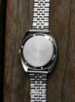 Omega F300Hz ElectroGolf Chronometer Geneve Tuning Fork watch ESA 9162 4 Repair