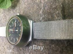 Omega Seamaster Chronometer f300 cone diver tuning fork