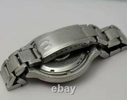 Omega Seamaster Cone 198.0008 Tuning Fork F300Hzen Watch