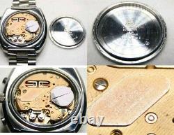 Omega Speed Sonic Tuning Fork Chronograph Full Original Complete