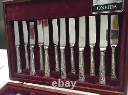 Oneida Kings 44 Piece Cutlery Set