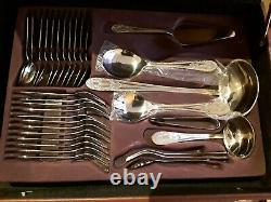 Prima Edwardian 72 piece Cutlery set
