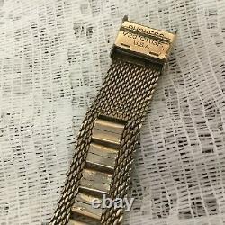 RARE Bulova Accutron Date Model 218-D Tuning Fork 1974 DUCHESS