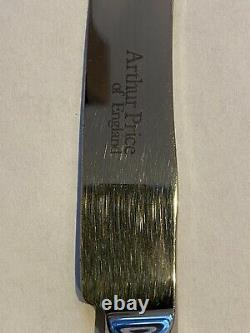 RATTAIL Design ARTHUR PRICE 18-10 Stainless Steel 94 Piece Canteen of Cutlery