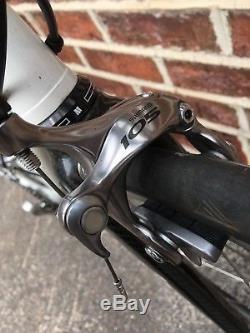 REDUCED Soma Smoothie 58cm Tange Prestige frame carbon fork Mavic Genesis Surly
