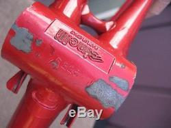 Rare Serotta Nova Special Frame Fork 1980s 55 X 55 Columbus SL Lugged Steel