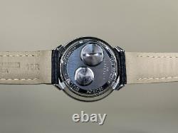Rare Vintage 1964 Accutron Astronaut 214 Tuning Fork Watch GORGEOUS PATINA