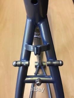 Reynolds Steel 631 Frame With 520 Fork Cantilever Gravel Bike 52 / 55 CM