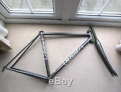 Ritchey Road Logic Road Racing Bike Frameset Steel frame & full carbon fork