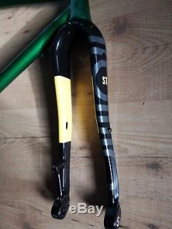 Rondo Ruut ST, Gravel Bike Steel Frame + Carbon Forks