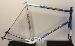 Rossin Frame And Fork 60 CM Columbus Spx Campagnolo Dropouts