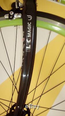 Rourke 54cm Reynolds 853 Frame Carbon Fork